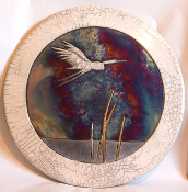 Egret II Border Plaque